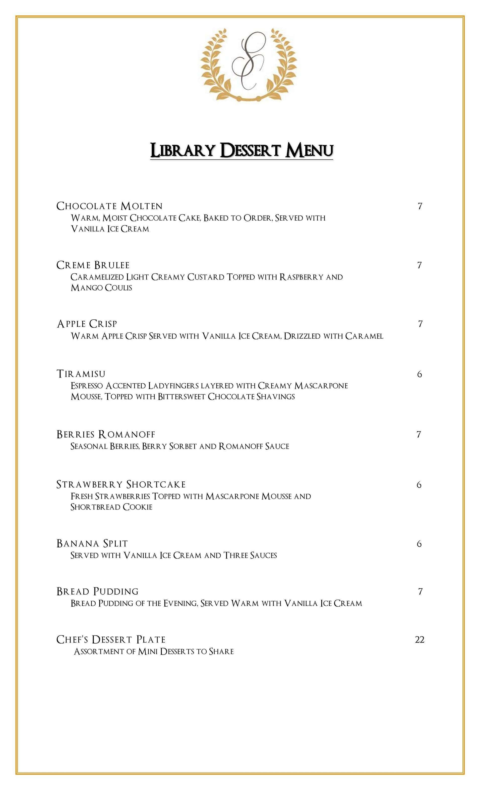 Library Dessert-menu_tn