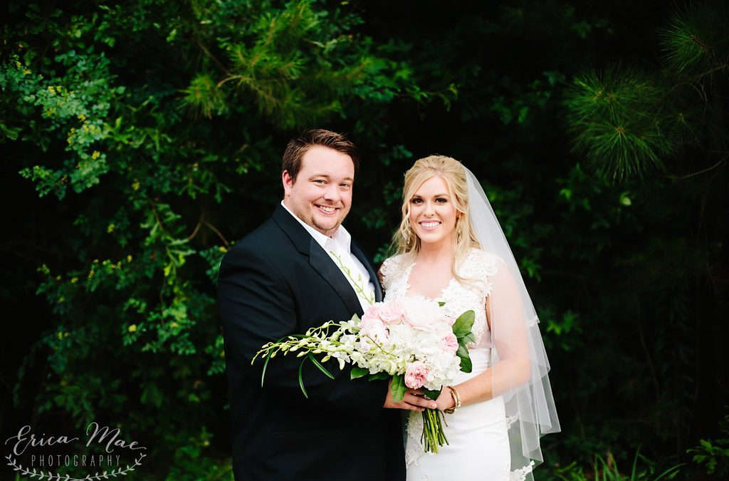 Britany Johnson Outdoor Wedding and Reception