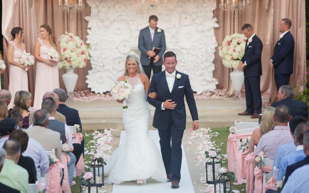 Johnson Outdoor Wedding and Reception