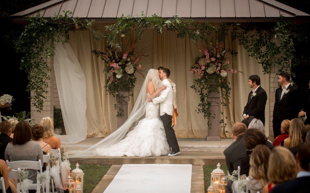 Cox Outdoor Wedding and Reception