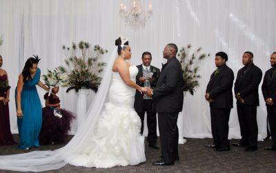 Anderson Indoor Wedding and Reception
